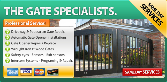 Gate repair beverly hills ca